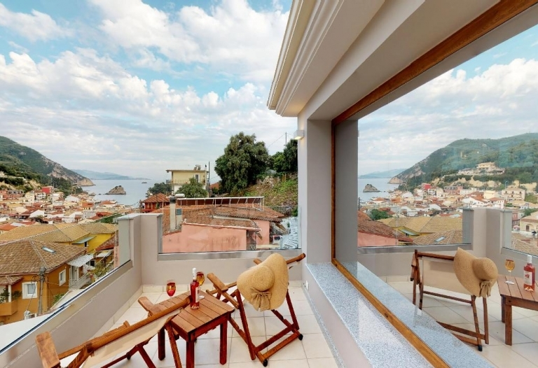 Parga Inn Suites